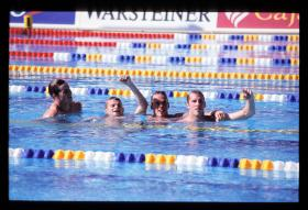 LEN European LC Championships 1997
